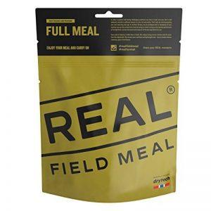1x orig. Norvégien Champ ration–Pâtes Bolognaise–Not verpflegung de la marque REAL FIELD MEAL image 0 produit