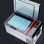 17.3L Réfrigérateur De Voiture Réfrigérateur Maison Double Compresseur De Voiture Petit Mini Réfrigérateur Congélateur de la marque Hongxj image 1 produit