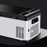 17.3L Réfrigérateur De Voiture Réfrigérateur Maison Double Compresseur De Voiture Petit Mini Réfrigérateur Congélateur de la marque Hongxj image 2 produit