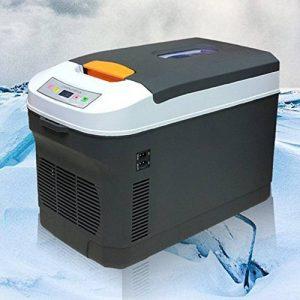 25L Double Réfrigération Voiture Réfrigérateur Voiture Maison Double Usage Mini-Réfrigérateur Froid Portable 12V24v Contrôle De La Température Intelligent de la marque Hongxj image 0 produit