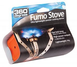 360 DEGREES Réchaud Ultralight Furno Stove de la marque 360 DEGREES image 0 produit