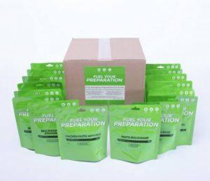 4Jour d'urgence Preparedness kit pour un de la marque Fuel Your Preparation image 0 produit