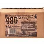 430 ° allume certifié – 1,5 kg environ 150 allumes-feu pcs. – Cheminée allume barbecue Allume bois de chauffage – Bois & cire de la marque eLab image 3 produit