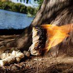 5 kg Allume-feu en laine de bois bio, env. 370-400 pièces. Allume pour cheminée. Idéal pour chauffer la maison de la marque Natural Firelighters image 4 produit