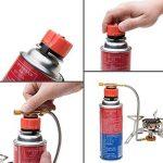 adaptateur réchaud camping gaz TOP 3 image 3 produit