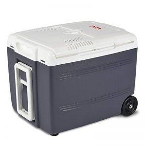 AEG Automotive Glacière Thermoélectrique 37 litres avec Système de Trolley, 12/230 Volts pour Allume-Cigare et Prises de la marque AEG Automotive image 0 produit