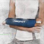 Aircast Cryo/Cuff Manchon de Main Poignet à Cryothérapie avec Compression Thérapeutique - Poche à Glace Froid Douleurs Blessures de la marque Aircast image 2 produit