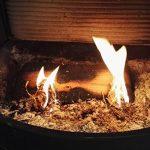 Allume-feu Bois Naturel Eco–40par Boîte.Excellent pour feux d'éclairage en poêles, barbecues, fours à pizza et fumeurs. de la marque Log Barn image 2 produit