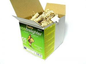 Allume-feu écologique 55 pcs. de la marque Feniks ecofirelighter image 0 produit