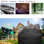 Anderlay Housses pour Barbecue Imperméable Couverture de Grill Jardin Housse Bâche de Protection pour Grille 145x61x117CM de la marque Anderlay image 1 produit