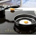 BACKEN 181001 -Set de poêles et casseroles -10 Pièces Noir -Tous feux dont induction de la marque BACKEN image 1 produit