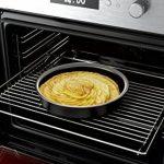 BACKEN 181001 -Set de poêles et casseroles -10 Pièces Noir -Tous feux dont induction de la marque BACKEN image 2 produit