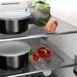 BACKEN 181001 -Set de poêles et casseroles -10 Pièces Noir -Tous feux dont induction de la marque BACKEN image 3 produit