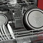 BACKEN 181001 -Set de poêles et casseroles -10 Pièces Noir -Tous feux dont induction de la marque BACKEN image 4 produit