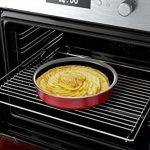 BACKEN 181103 -Set de casseroles - 4 Pièces Rouge -Tous feux dont induction de la marque BACKEN image 2 produit