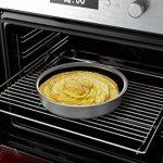 BACKEN Set de poêles et casseroles avec poignée amovible - Set 14 Pièces Gris -Tous feux dont induction de la marque BACKEN image 4 produit