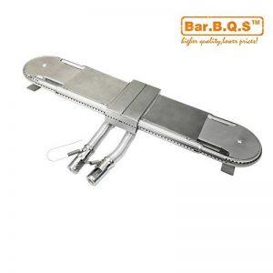 Bar.b.q.s Réchaud universel réglable Grill BBQ Oblong Tube Burner de la marque Bar.B.Q.S image 0 produit