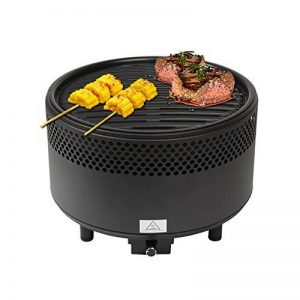 barbecue charbon acier inoxydable TOP 2 image 0 produit