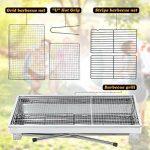 barbecue charbon acier inoxydable TOP 6 image 3 produit