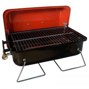 Barbecue de table à gaz avec pierres de lave de la marque Crusader image 0 produit