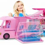 Barbie FBR34 - Dream Camper - Camping Car transformable de la marque Barbie image 2 produit