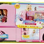 Barbie FBR34 - Dream Camper - Camping Car transformable de la marque Barbie image 4 produit