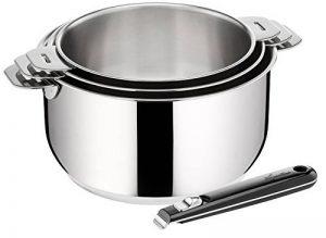 batterie casserole inox TOP 1 image 0 produit