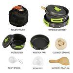 batterie cuisine camping TOP 8 image 1 produit