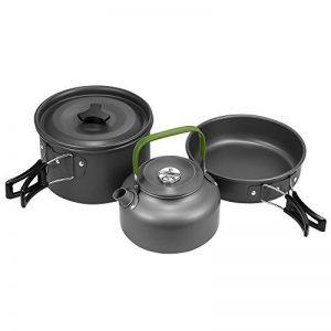 batterie de cuisine pour camping TOP 3 image 0 produit