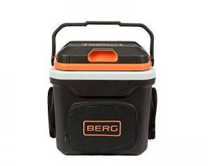 Berg Grande glacière électrique Boîte chauffante 24 l Camping, plage, déjeuner, pique-nique, nourriture Isolée de la marque BERG image 0 produit