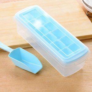 Besoins quotidiens du mobilier WWYXHQC 12. 18. 66, les congélateurs avec couvercle grand ice ice-box modèle de glace avec la trémie de stockage de glace servi ice bucket Coffret , 12, bleu de la marque WWYXHQC image 0 produit
