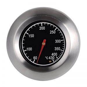 BESTOMZ hermomètre Pour Barbecue Grille En Acier Inoxydable Outils De Barbecue BBQ Grill Thermometer Temp Gauge de la marque BESTOMZ image 0 produit