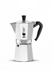 Bialetti 1163 - Moka Express - Cafetière Italienne en Aluminium - 3-6 Tasses de la marque Bialetti image 0 produit