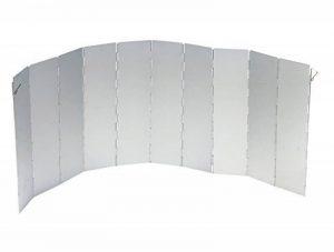 Bo-Camp Paravent rëchaud - 10 pièces - Universel - Hauteur 36 cm de la marque Bo-Camp image 0 produit