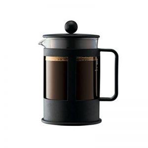 Bodum 1784-01 - Kenya - Cafetière à Piston - 4 Tasses - 0.5 L - Noir de la marque Bodum image 0 produit