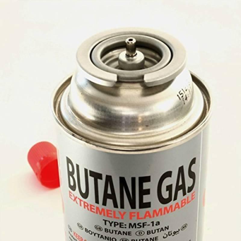 Bonbonne de gaz pour réchaud -> comment choisir les ...