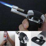 Booye Jet Torch Briquet à gaz butane coupe-vent pour soudure à cigares Camping griller NEUF de la marque BOOYE image 3 produit