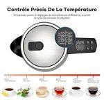 bouilloire électrique à thermostat TOP 7 image 1 produit