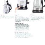 bouilloire électrique à thermostat TOP 9 image 1 produit