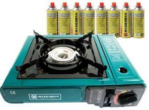 bouteille de gaz pour réchaud portable TOP 1 image 0 produit