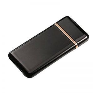 Briquet USB Rechargeable Briquet Tempête Coupe-Vent Briquet écologique sans Flammes de la marque Oudan image 0 produit