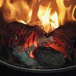 Briquettes de hêtre Normandy - 12kg pour poêle et four à pizza, bois de chauffage, buchettes compressées à combustion lente.Bois de hêtre 100% naturel et écologique de la marque Normandy Briquettes image 1 produit