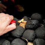 Bruzzzzler Copeaux de bois d'allumage composés exclusivement de matières premières naturelles, attiser le feu, allumeur en copeaux de bois, allume-feu BBQ, allume-feu cheminée et allume-feu de bois de chauffage, 100 pièces de la marque Bruzzzler image 3 produit
