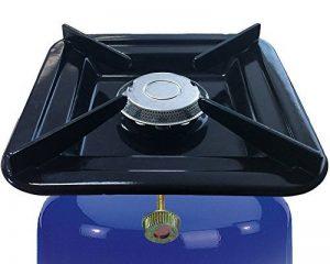 Butsir HOBC0005 Réchaud à bonbonne camping gaz Bleu de la marque butsir image 0 produit