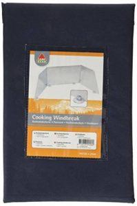 Camp Gear 1509256 Paravent de Cuisinette Mixte Adulte, Argent de la marque Camp Gear image 0 produit