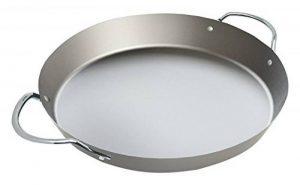 Campingaz Accessoire pour le Party Grill® 600 - Poêle à paëlla- Argent de la marque Campingaz image 0 produit