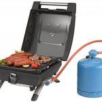 Campingaz Barbecue Gaz Portable 1 Series Compact LX R, BBQ 1 Brûleur, Barbecue Portable de Camping, Mini Barbecue à Gaz, Grille d'extérieur, Egalement pour Caravane et Balcon de la marque Campingaz image 3 produit