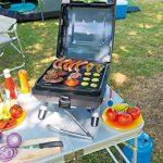Campingaz Barbecue Gaz Portable 1 Series Compact LX R, BBQ 1 Brûleur, Barbecue Portable de Camping, Mini Barbecue à Gaz, Grille d'extérieur, Egalement pour Caravane et Balcon de la marque Campingaz image 6 produit