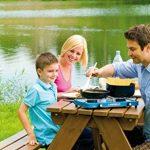 Campingaz Cuisinière à gaz - Base Camp - 2-Brûleurs - 2 x 1600 Watt de la marque Campingaz image 1 produit