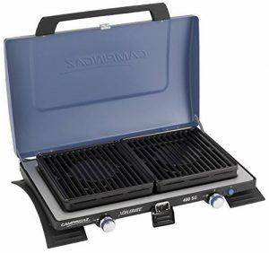 Campingaz Cuisinière à gaz - Stove&Grill 400-SG - 2 x 2200 Watt de la marque Campingaz image 0 produit